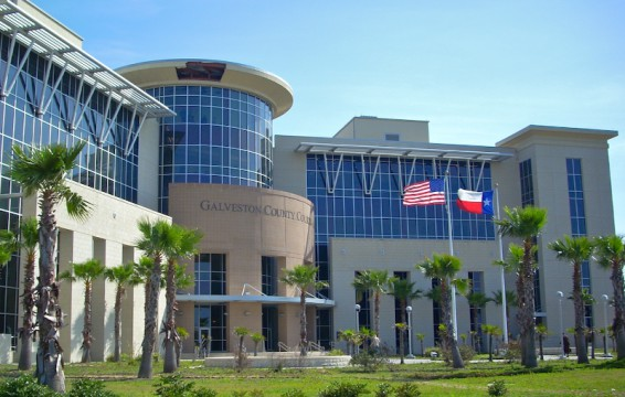 Galveston County Courthouse / Jail Facility